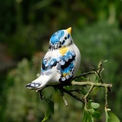 Závěsný ptáček - Sýkorka