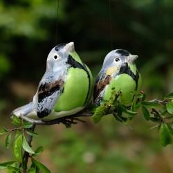 Závěsný ptáček -Sýkorky dvojice