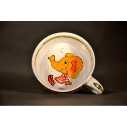Miska s uchem - slon