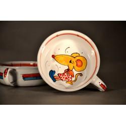 Miska s uchem - myška