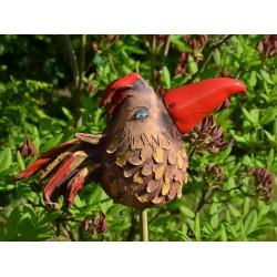 Papoušek -zápich