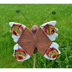 Motýl - zápich