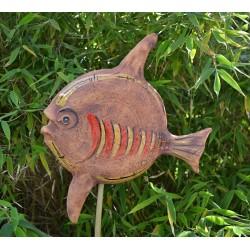 Ryba Měsíčník - zápich