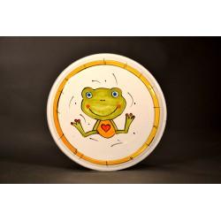 Talířek dezertní - žabka
