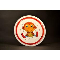 Talířek dezertní - opička